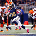 Sporting News Rookie of the Year – Todd Gurley