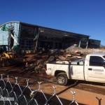 Nalley Multipurpose Room/Fake Indoor Practice Facility Coming Down