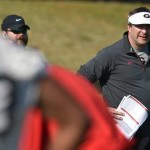 UGA Football: Smart Likes Tuesday's Work Ethic