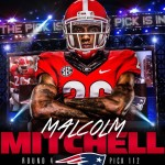 UGA Football: Mitchell, Theus, Marshall Drafted on Day 3 of NFL Draft
