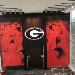 UGA Football: Dawgs Have Great New Graphics in Football Facility – Including Kirby Smart, Leonard Floyd, Knowshown Moreno and More
