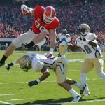 UGA Football: Falcons Finally Sign a Dawg! Arthur Lynch Heading to the ATL