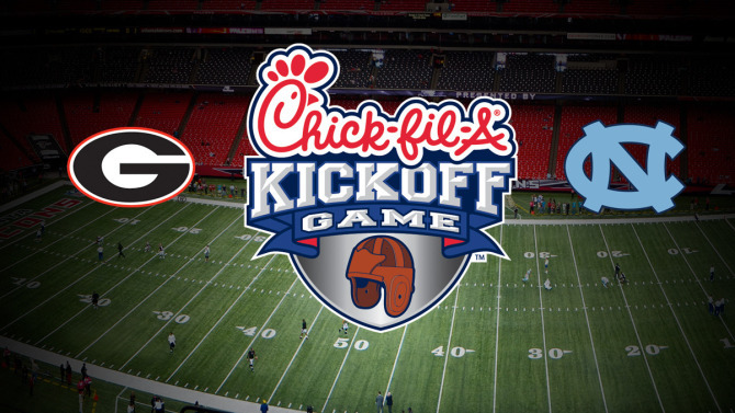 UGA Football: Chick-fil-A Kickoff Tickets On Sale To