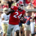 UGA Football: Sanders Included On Bednarik Watch List
