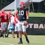 UGA Football: Check Out the Sights and Sounds of Wednesday's Practice