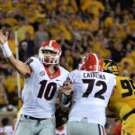UGA Football: Young Dawg Team Grows Up Some in Big 28-27 Comeback Win!