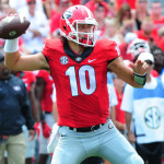 UGA Football: Bulldogs Looking Forward To Home Game