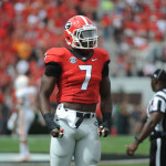 UGA Football: A Quick Chat With … Lorenzo Carter