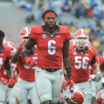 UGA Football: Check Out What Natrez Patrick is Up To