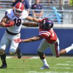 UGA Football: Bulldogs Suffer First Loss Of The Season