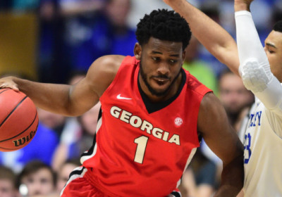 NCAA Basketball: SEC Tournament-Georgia vs Kentucky