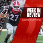 UGA Football: Week In Review – Week 12