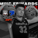 UGA Men's Basketball: Bulldogs Battle Wildcats in Lexington