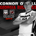 UGA Men's Basketball: Bulldogs Travel To S. Carolina For SEC Showdown