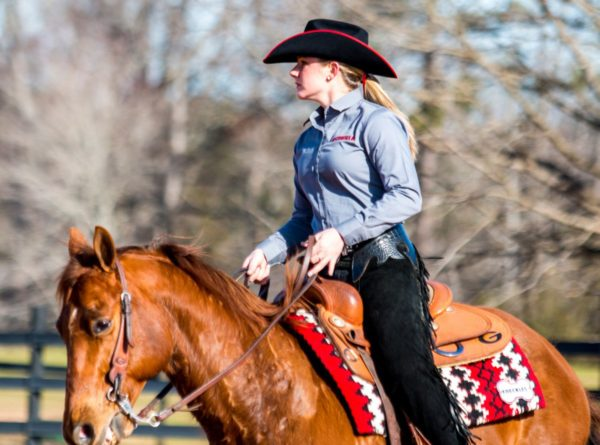 Uga Women S Equestrian Georgia Climbs To Fifth In Ncea
