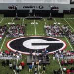 UGA Football/Sports: Indoor Athletic Facility Dedicated at UGA
