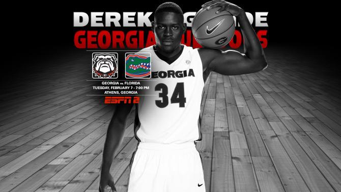 UGA Men's Basketball: Bulldogs Welcome Gators To Stegeman