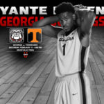 UGA Men's Basketball: Bulldogs Look To Bounce Back Against Vols