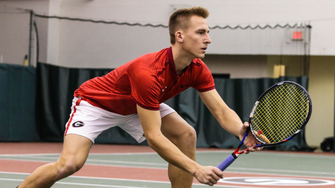 UGA Men's Tennis: Bulldogs Travel To Take On No. 3 Ohio ...
