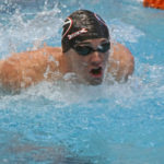 UGA Swimming and Diving: Burns Qualifies For NCAAs In 400 IM