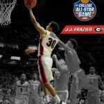 UGA Men's Basketball: Frazier To Play In NABC's All-Star Game