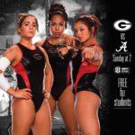 UGA Women's Gymnastics: Gymdogs Square Off Against Alabama On Sunday