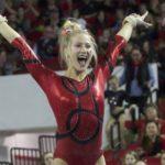 UGA Women's Gymnastics: Gymdogs Wrap Home Slate With Utah