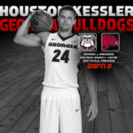 UGA Men's Basketball: Dogs, Hogs Meet For Regular-Season Finale