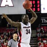 UGA Men's Basketball: Georgia Falls To Belmont In NIT