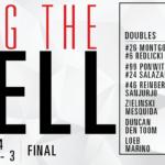 UGA Men's Tennis: Duncan and Loeb Deliver 4-3 Comeback Win
