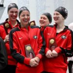 UGA Swimming and Diving: Lady Bulldogs Move To Fourth At NCAAs