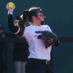 UGA Women's Softball: McGuire Home Run Seals Two Wins