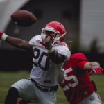 UGA Football: Take a Look at What Happened and What Was Said About Tuesday's Practice