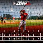 UGA Baseball: Dawgs Drop Game Three to `Dores 10-5