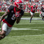 UGA Football: Red Bests Black for G-Day Win, 25-22