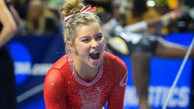 Uga 2017 Sec Championships >> UGA Women's Gymnastics: Gymdogs Set For NCAA Championships – Field Street Forum
