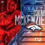 UGA Football: Broncos Draft McKenzie In Fifth Round