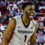 UGA Men's Basketball: Maten To Enter NBA Draft, Not Hire Agent