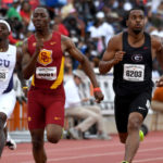 UGA Track and Field: Bulldog Sprinters Turn Up The Heat