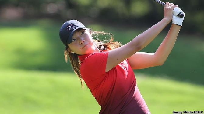 Uga 2017 Sec Championships >> UGA Women's Golf: Georgia, Lee Finish Second At SECs – Field Street Forum