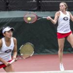 UGA Women's Tennis: Georgia Aims to Cap Road Schedule Strong