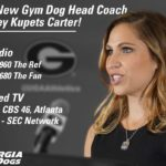 UGA Women's Gymnastics: Kupets Carter Press Conference Transcript