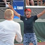 UGA Men's Tennis: Georgia Upsets 4th-Seeded Southern Cal