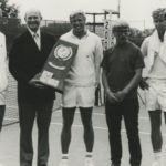 UGA Men's Tennis: NCAA Moments – First In Athens