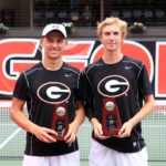 UGA Men's Tennis: Loeb And Zielinski Fall In Doubles Finals
