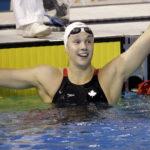 UGA Swimming and Diving: Van Landeghem Named To Academic At-Large Team