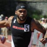 UGA Track and Field: Devon Williams Breaks Towns Record