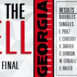 UGA Women's Tennis: Georgia Blanks SC State, 4-0