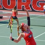 UGA Women's Tennis: Bulldogs Edged by Pepperdine 4-3 in Round of 16