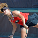UGA Women's Tennis: Four Georgia Players in Individual Championships